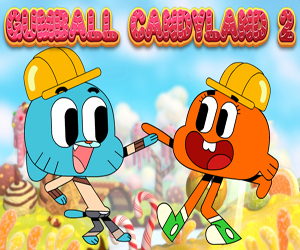 Gumball Candyland 2