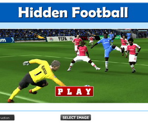 Hidden Football